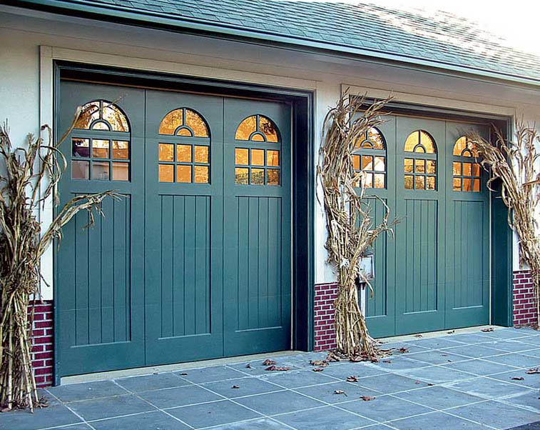 How to Choose a Garage Door - Old-House Online - Old-House ... on Garage Door Colors Pictures  id=76908