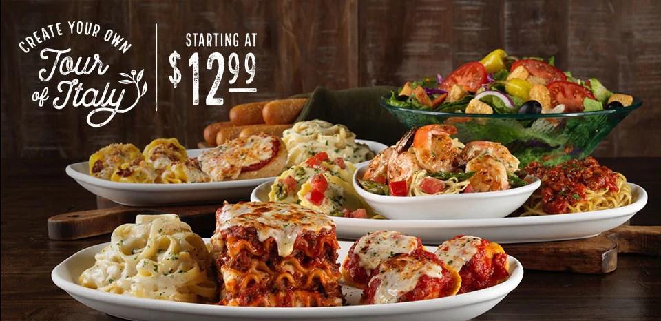 Image Result For Olive Garden Hours