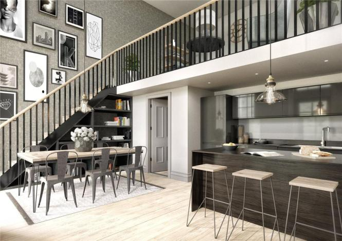 Image 1 Of 7 Loft House