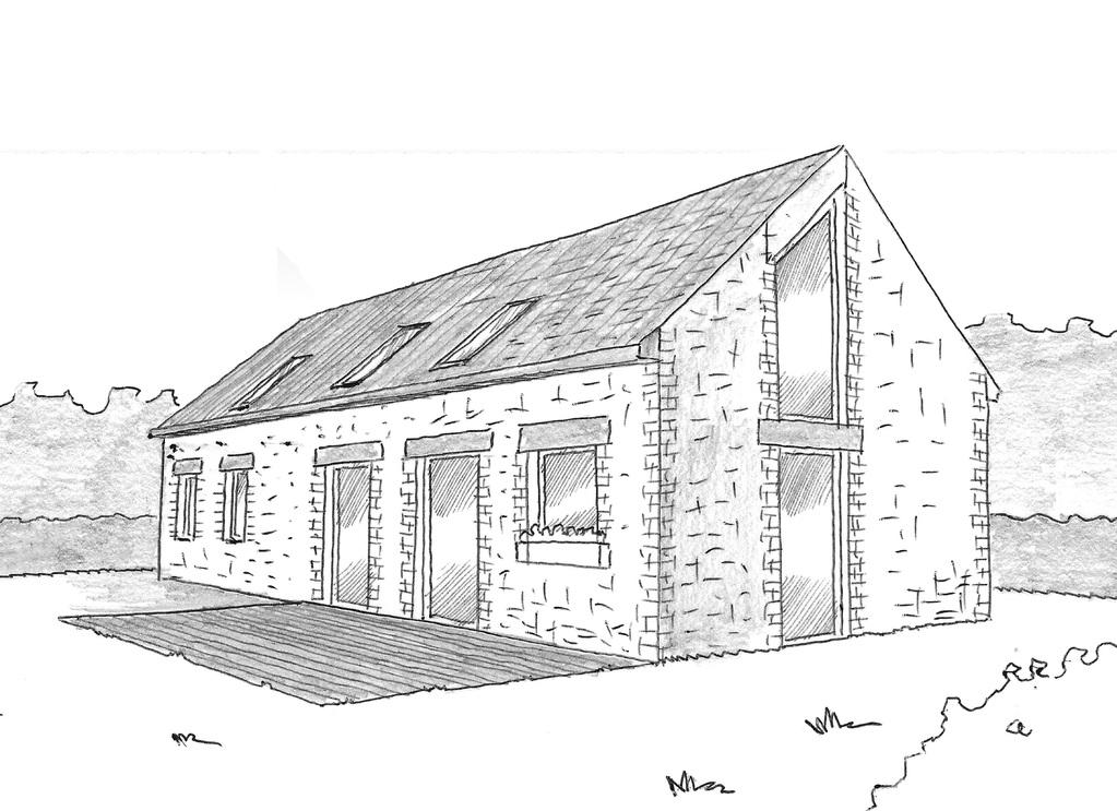 plan maison rectangulaire 140 m ooreka