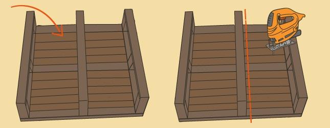 comment fabriquer un meuble tv en