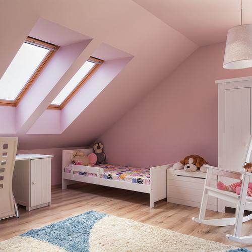 amenager une chambre d enfant dans un petit espace