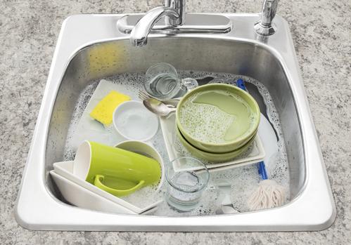 l evier lave vaisselle