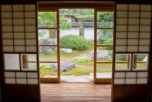 cloison japonaise les types ooreka