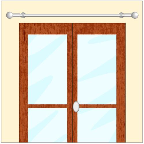 installer une tringle a rideaux rideaux