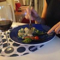 Broccoli & Spenat doftande Salsiccia med Gnocci