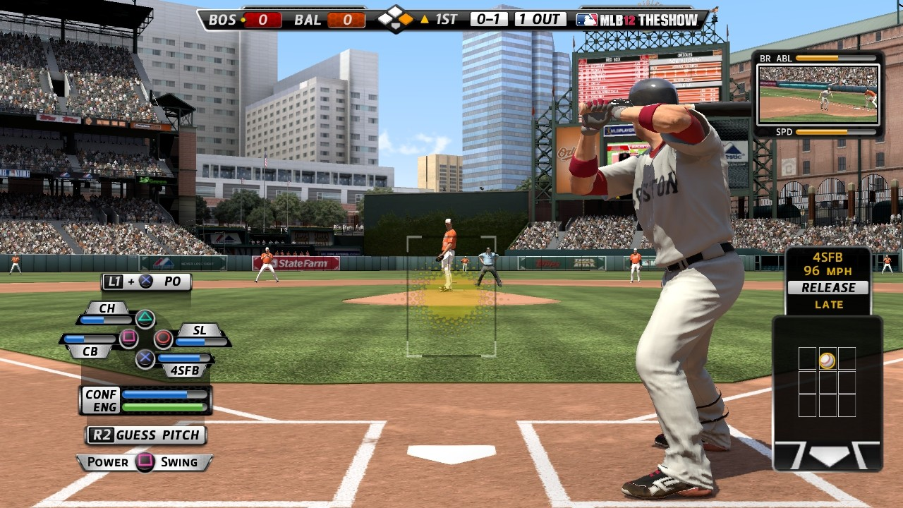 MLB 12 The Show Screenshot 17 For PS3 Operation Sports