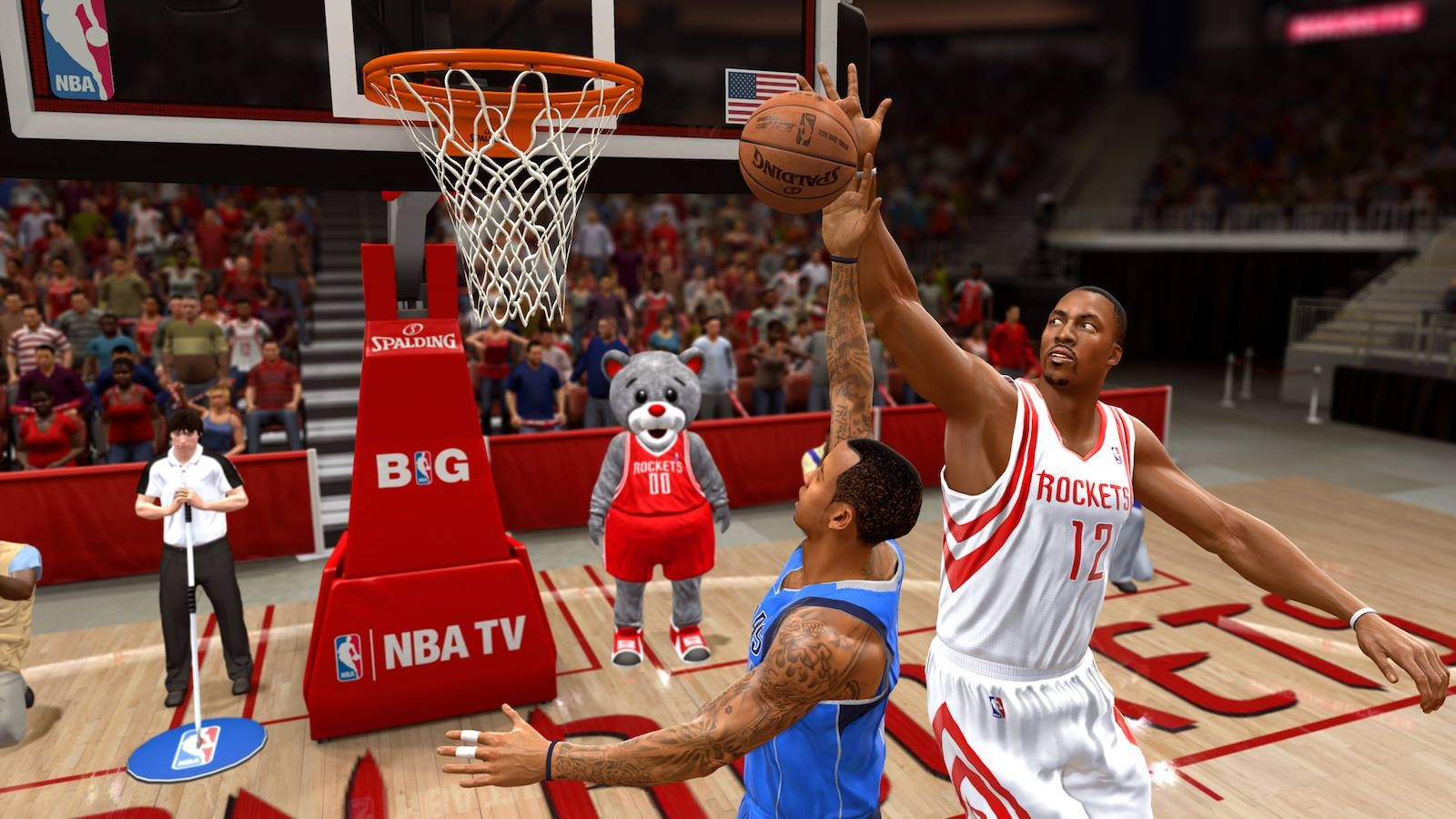 New NBA Live 14 Screenshots Signature Moves Defense And More Info Coming This Week