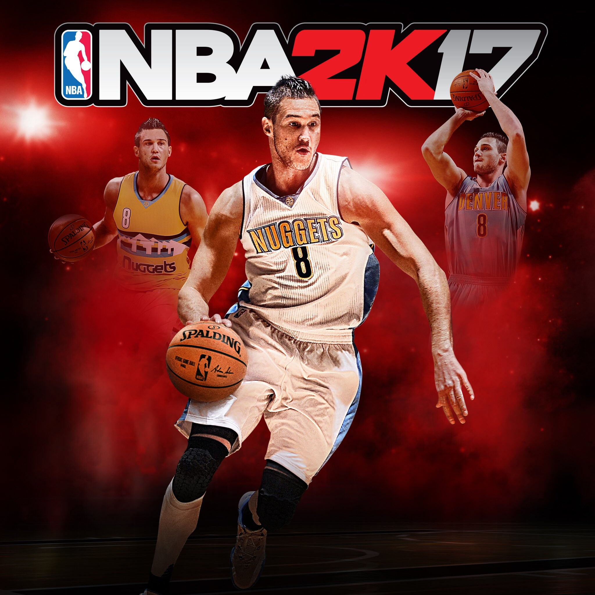 Image result for nba 2k17 cover