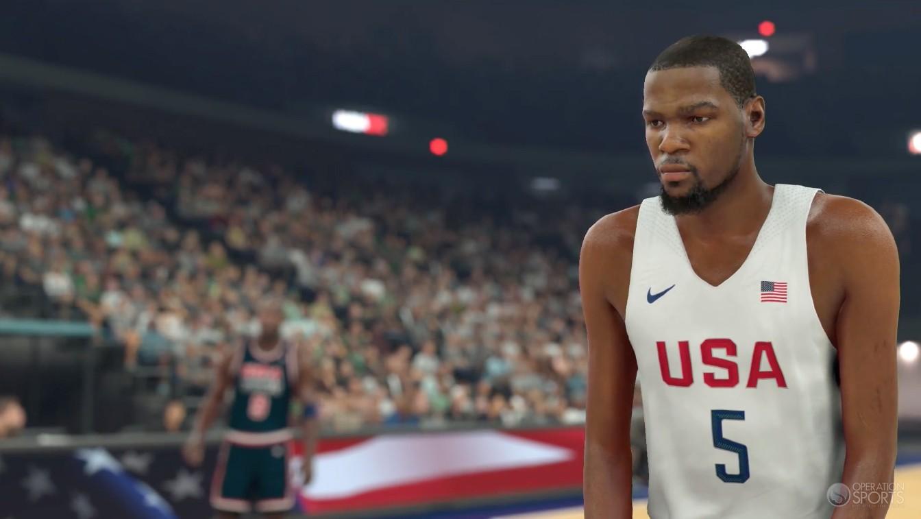 NBA 2K17 Screenshots Taken From The Dream Lives On