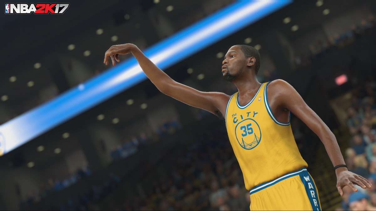 NBA 2K17 Hands On Impressions Part 1 Of 4 Forbes