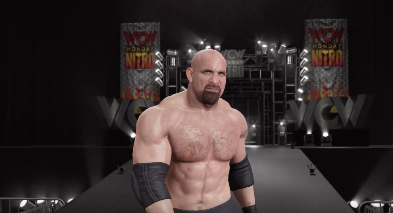 WWE 2K17 Goldberg Pack Available November 8 For Those