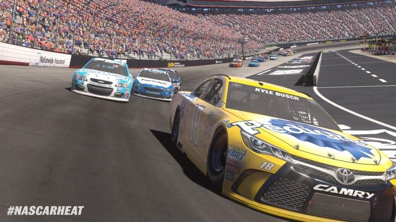 NASCAR Heat Evolution Screenshot #51 for PS4 - Operation Sports
