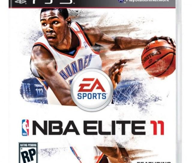 Nba Elite 11 Cover Athlete Kevin Durant