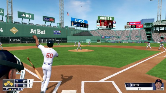 Exploring The Lack Of Baseball Games On The Xbox One