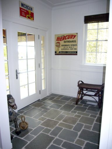 Four tips for picking the best flooring for your home s entry     View full sizeBetsy