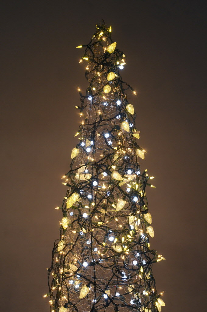 Diy Outdoor Wire Christmas Decorations ...