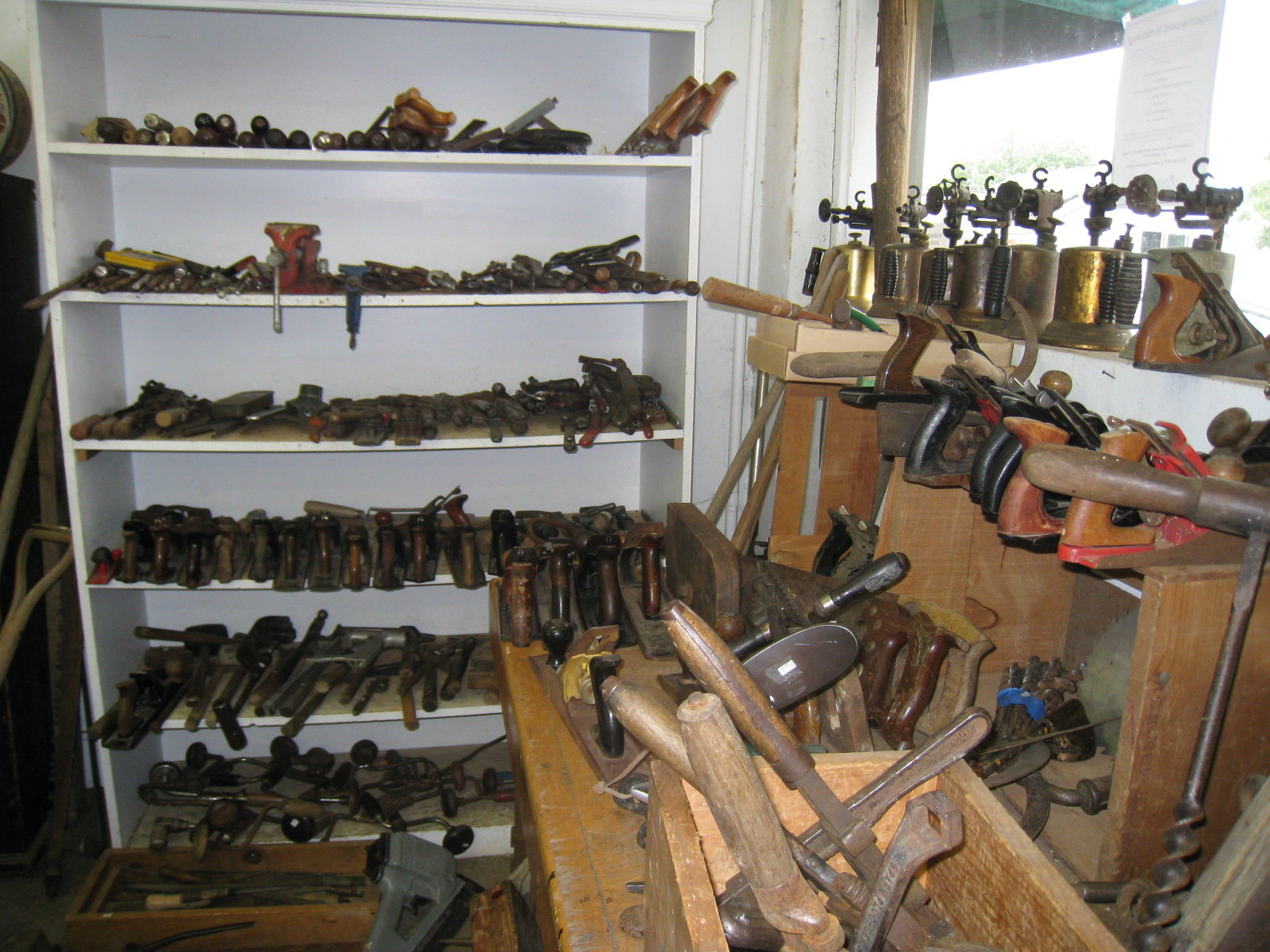 old woodworking tools for sale