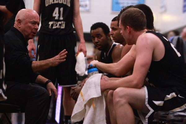 How Oregon Tech's rookie coach has thrived in following a ...