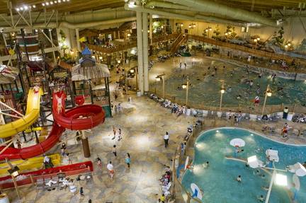 Head To Grand Mound For Indoor Water Fun
