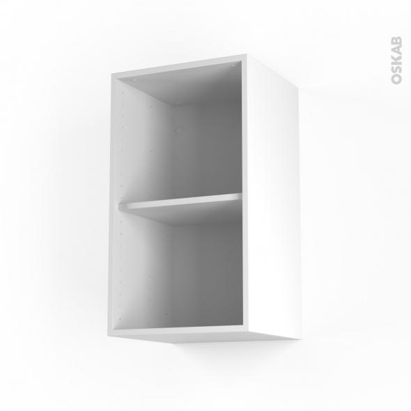 caisson haut n 16 meuble de cuisine l40 x h70 x p35 cm sokleo