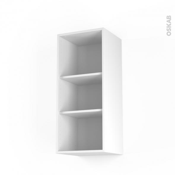 caisson haut n 21 meuble de cuisine l40 x h92 x p35 cm sokleo