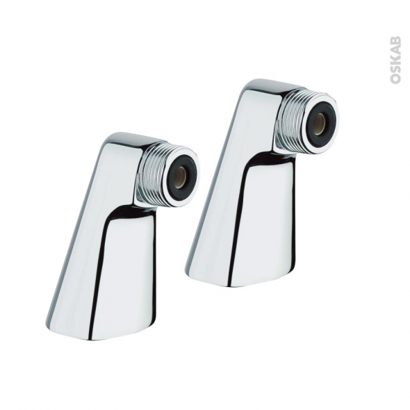 colonnettes lot de 2 grohe
