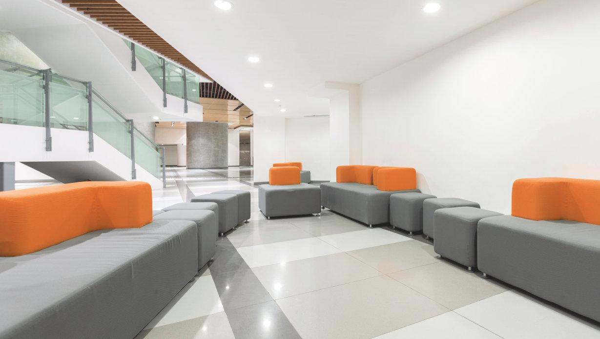 light for reception areas osram
