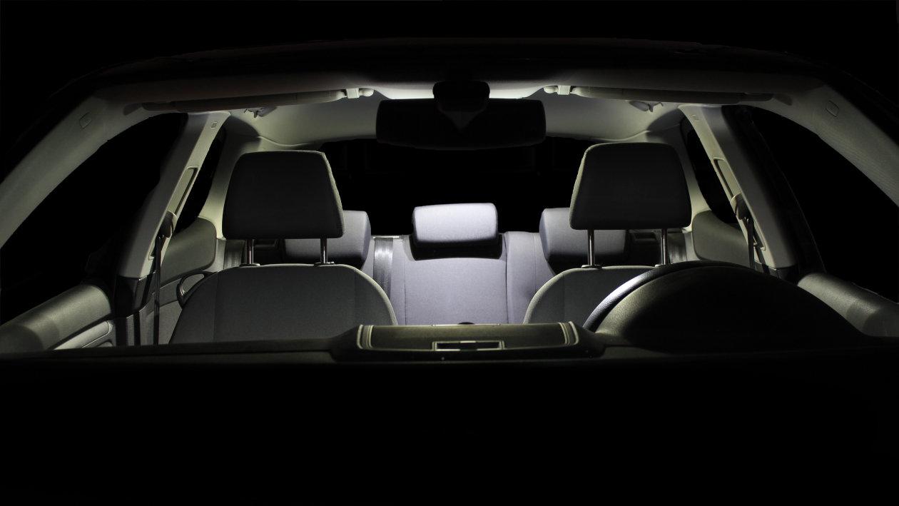 Car Interior Led Light Bulbs