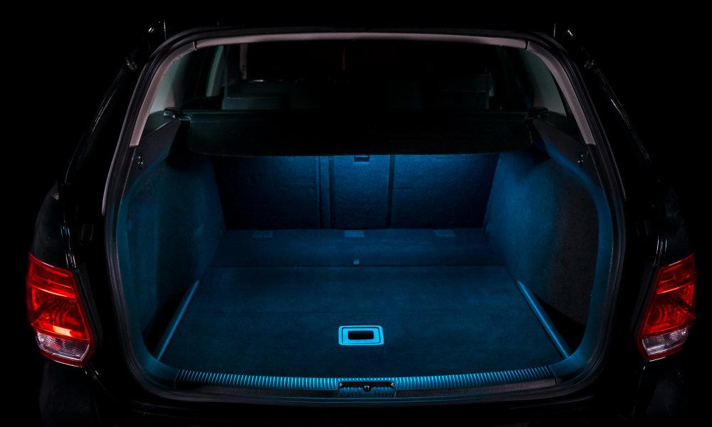 LED Interior Lighting OSRAM Automotive