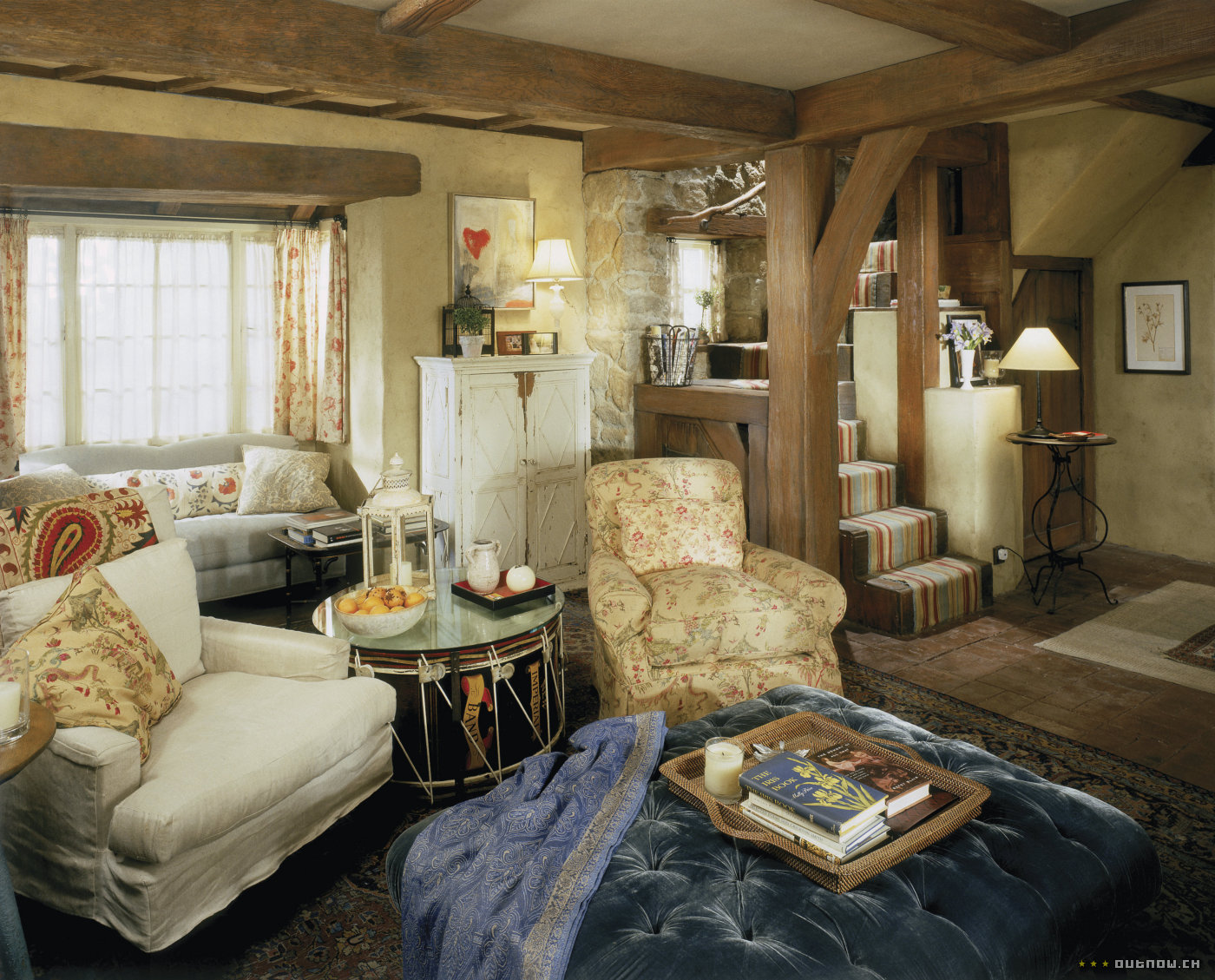 A Joyful Cottage: Living Large In Small Spaces