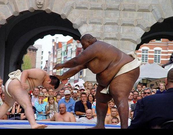 Emanuel Yarbrough Le Plus Lourd Champion De Sumo Paperblog