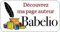 Membre du programme 'auteurs Babelio'