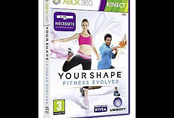 YOUR SHAPE FITNESS EVOLVED Kinect Dcouvrir