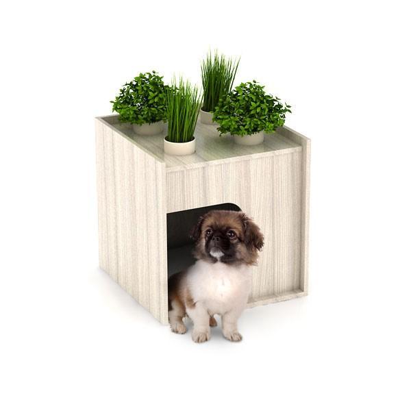 Nouveau: les niches très modernes pour chiens ou chats!