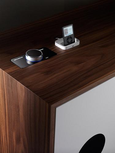 Caixa Le Meuble Enceinte Et Dock Pour IPhone IPod