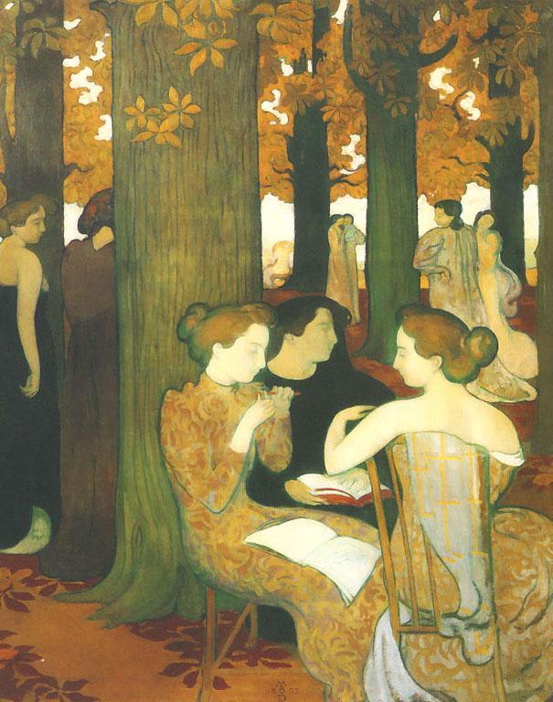 Debussy, la musique et les arts au Musée de l'Orangerie