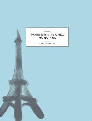 Paris s'invite chez Monoprix !