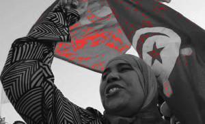 N 1 Image 6 300x181 Les femmes tunisiennes, ces inconnues de la révolution de Jasmin