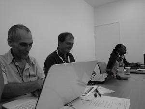Des reporters africians 300x225 Revue de presse : 5e Assises de la coopération solidaire en Rhône Alpes