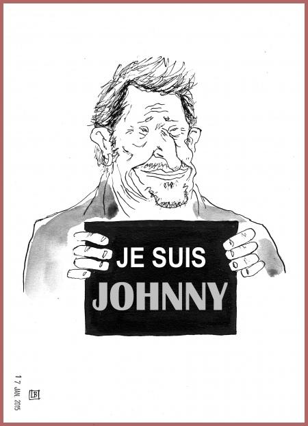 Johnny, c'est la France