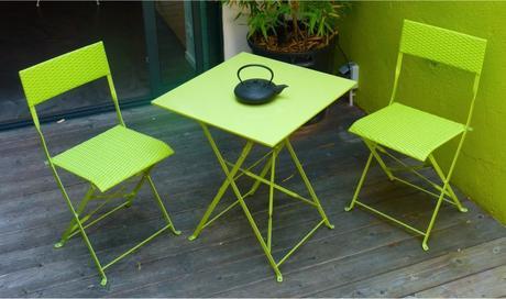 table chaise exterieur pas cher
