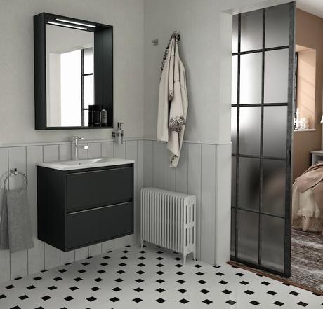 Meuble Salle De Bain 120 Double Vasque A Decouvrir