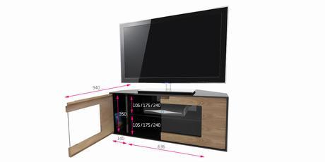 meuble tv d angle design paperblog