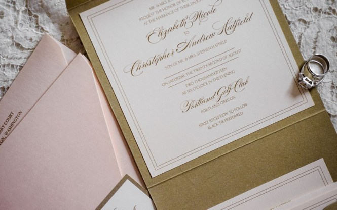 Five Tips For Staying Within Your Wedding Invitation Budget