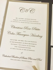 What To Include In Your Wedding Invitation Paper Posh