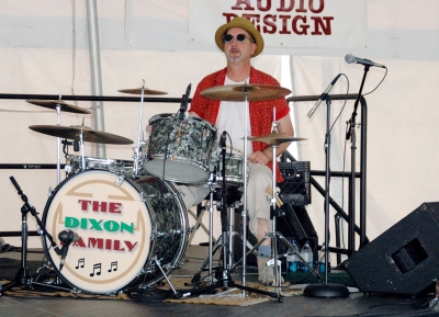 Dave Zima from The Dixon Family.