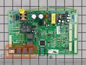 WR55X10942  GE Refrigerator Main Control Board | Parts Dr