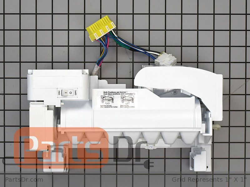 ice maker assembly 6 wire