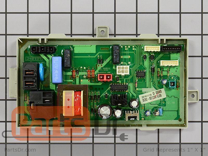 Kenmore Dryer Circuit Board Parts